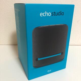 Echo Studio エコースタジオ スマートスピーカー 3Dオーディオ