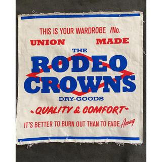 ロデオクラウンズワイドボウル(RODEO CROWNS WIDE BOWL)のRODEO CROWNS ロデオクラウンズ 美品トレーナ(トレーナー/スウェット)