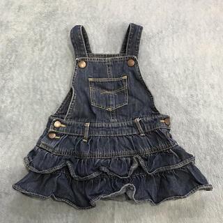 ベビーギャップ(babyGAP)のジャンパースカート(ワンピース)