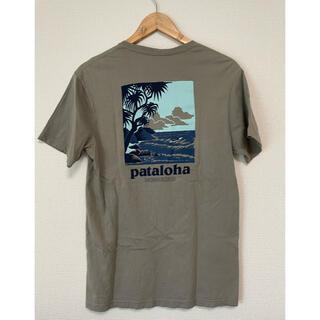 patagonia - pataloha オーガニックコットンTシャツ S スリムフィット