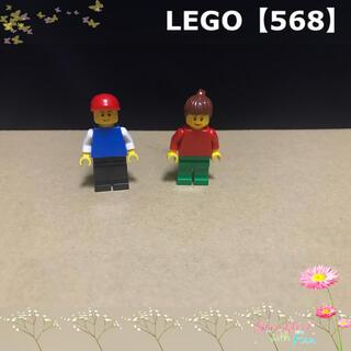 Lego - LEGO ミニフィグ 【568】