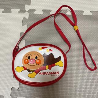 バンダイ(BANDAI)の美品!アンパンマン ふっくらポシェット(その他)