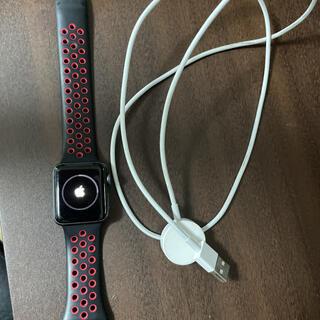 Apple Watch - アップルウォッチ3 38mm GPS