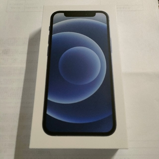 iPhone - iphone12 mini 64GB black/黒/ブラック