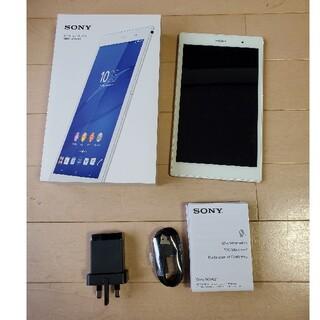 ソニー(SONY)のソニーXPERIA Z3 tablet compact simフリー(タブレット)
