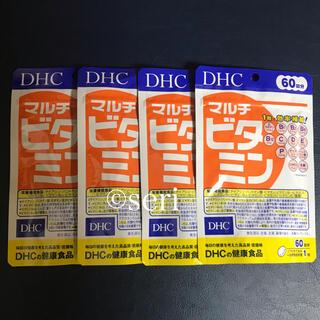 DHC - DHC マルチビタミン 60日分×4袋