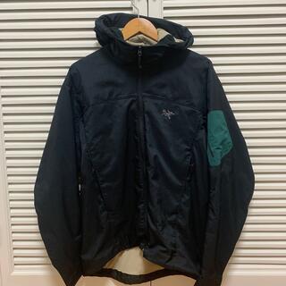 ARC'TERYX - Arc'teryx nylon jacket M