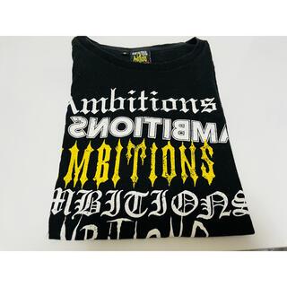 ワンオクロック(ONE OK ROCK)のONE OK ROCK Ambitions Tシャツ Mサイズ(ミュージシャン)