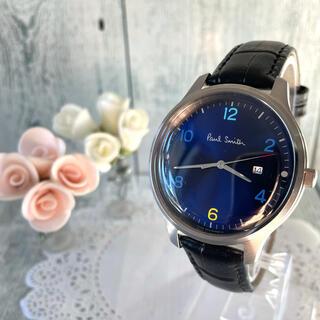 ポールスミス(Paul Smith)の【電池交換済み】Paul Smith ポールスミス 腕時計 ブルー メンズ(腕時計(アナログ))