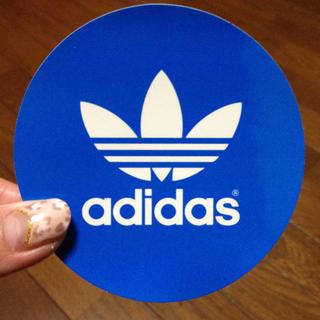 アディダス(adidas)のadidas☆ステッカー(その他)