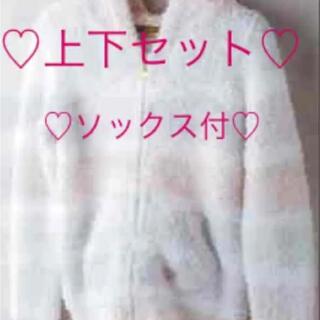 gelato pique - 新品★ gelato pique 非売品 ルームウェアセットアップ&ソックス