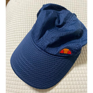 エレッセ(ellesse)のエレッセ 定番帽子 L テニス(ウェア)
