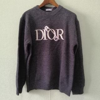 Dior - お勧め!秋冬 長袖/人気品 ♡ディオール セーター 男女兼用 L