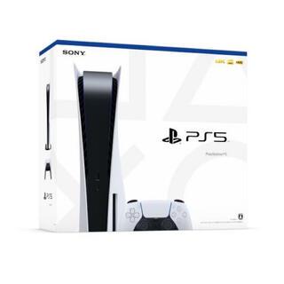 PlayStation5 (オマケダウンロードソフト53本とPlus付き)