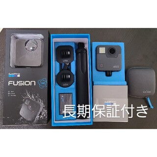 GoPro - GoPro FUSION ほぼ新品 延長保証付き 2024年まで