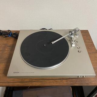 デノン(DENON)のジャンク品!デノン DENON DP-300F レコードプレイヤー(ターンテーブル)