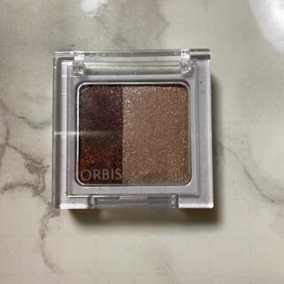 オルビス(ORBIS)の美品 オルビス ツイングラデーションアイカラー N08(アイシャドウ)