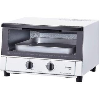 TIGER - タイガー オーブントースターやきたて マットホワイト KAM-R130-WM