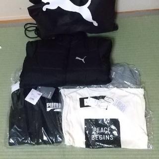 プーマ(PUMA)のPuma他 男の子 130cm 5点セット 福袋(Tシャツ/カットソー)