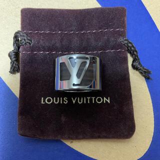 ルイヴィトン(LOUIS VUITTON)のLOUIS VUITTON ルイヴィトン バーグ  ケープタウン リング  17(リング(指輪))