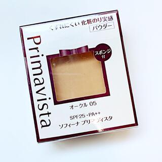 Primavista - 一度使用のみ✴︎ プリマヴィスタ パウダーファンデーション オークル05