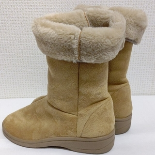 アルコペディコ(ARCOPEDICO)のブーツ アルコペディコのムートン調38(23.5cm)(ブーツ)