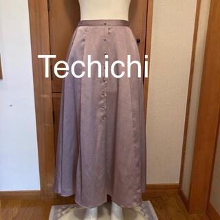 テチチ(Techichi)のTechichi テチチ テチチテラス スカート ロングスカート ピンク(ロングスカート)