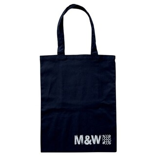MARKS&WEB - マークスアンドウェブ コットンバッグ ネイビー