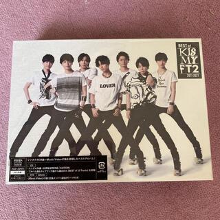 Kis-My-Ft2 - BEST of Kis-My-Ft2 初回盤A スペシャルBOX仕様
