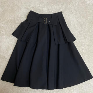 COMME des GARCONS - ノワールケイニノミヤ スカート