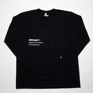 フラグメント(FRAGMENT)のnf fragment サカナクション ロンT M 藤原ヒロシ(Tシャツ/カットソー(七分/長袖))