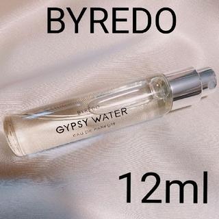 お値下交渉歓迎!BYREDO バイレード ジプシーウォーター12ml