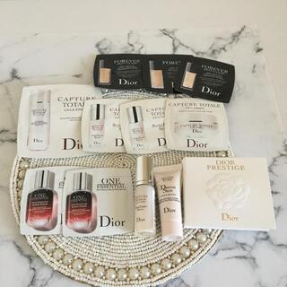 Dior - ディオール サンプル セット