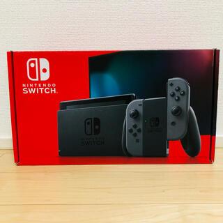 Nintendo Switch - Switch本体セット(グレー)