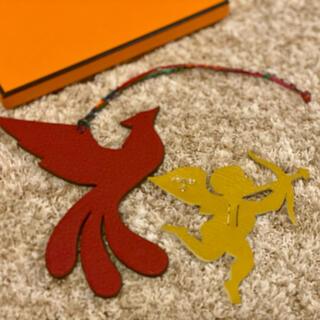 Hermes - 【Hermès】petitH フェニックスチャーム 天使のおまけつき!