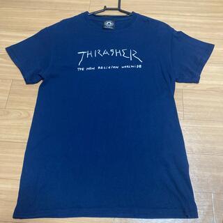 THRASHER - THRASHER 手書きTシャツ