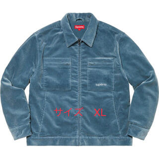 Supreme - 正規品 supreme シュプリーム Corduroy Zip Jacket