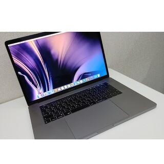 Mac (Apple) - macbook pro 2018 15インチ i7/16gb/256gb SSD