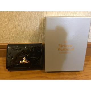 Vivienne Westwood - ヴィヴィアンウエストウッド 2つ折り財布 エナメルレザー 新品