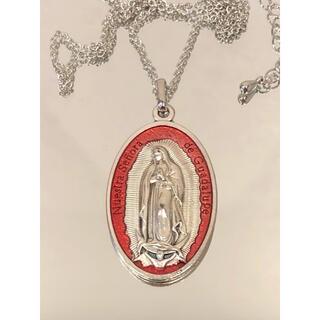 グアダルーペの聖母と慈しみのイエス ネックレス ●両面(reversible)(ネックレス)