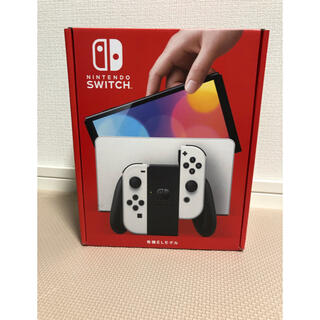 Nintendo Switch - Nintendo Switch 有機ELモデル ホワイト  本体
