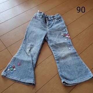 ベビーギャップ(babyGAP)のデニム パンツ 90(パンツ/スパッツ)