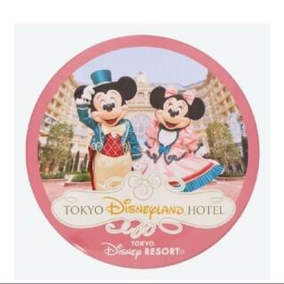 Disney - ディズニーランドホテル⭐️缶バッジ⭐️実写⭐️ミッキー⭐️ミニー⭐️