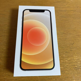 iPhone 12 mini ホワイト 本体  64 GB SIMフリー