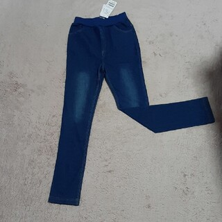 petit main - 新品タグ付き プティマイン パンツ 130cm ズボン デニム ジーンズ