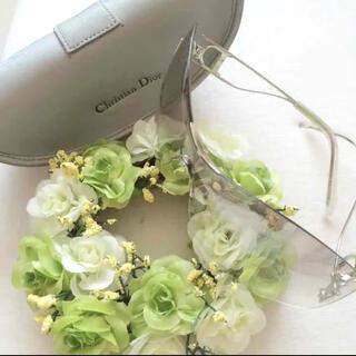 クリスチャンディオール(Christian Dior)のサングラス クリスチャンディオール DIOR(サングラス/メガネ)