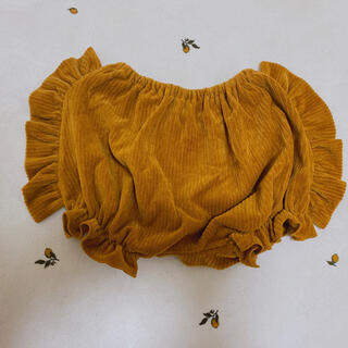 コドモビームス(こども ビームス)のfolk made フォークメイド フリルパンツ 80センチ(パンツ)
