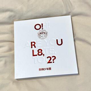 防弾少年団(BTS) - BTS アルバム O!RUL8,2?