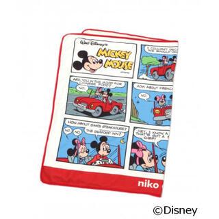 niko and... - niko and... 【Disney(ディズニー)】ブランケット コミック柄