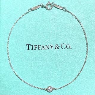 Tiffany & Co. - ティファニー カラーバイザヤード タンザナイト ブレスレット